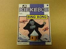 STRIP / KIEKEBOE 18: BING BONG | 1ste druk