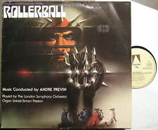 ROLLERBALL-Colonna Sonora/O.S.T. - LP-London Symphony Orchestra Andre Previn