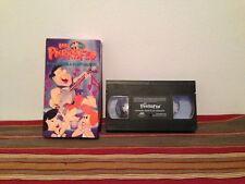 The flinstones bedrock'n'roll/ Les pierreafeu samedi soir a saint-granite VHS FR