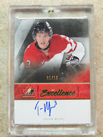 10-11 UD The Cup POE Programme of Excellence Auto TYLER MYERS /10