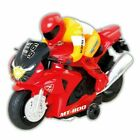RC Motorcycle Remote Control Toy (Red)