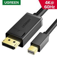 Ugreen Mini DisplayPort to DisplayPort Cable Thunderbolt to DP HD for Macbook 4K