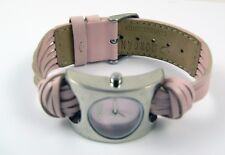 Beautiful Morgan Ladies Watch, Never Been Worn, Pink Leather Strap, Boxed