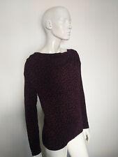ROSEMUNDE long sleeve top blouse size M/L