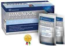 IMMUNOCAL PLATINUM 30 PK ,Natural source of Glutathione- Immunity $104.75/box