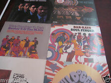 SOUL INSTRUMENTAL LPS BOOKER T & MGS BARKAYS METERS DOGGETT FISHER DYKE 7 LP SET