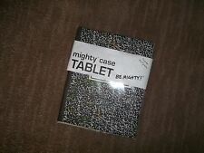 NEW ~ DYNOMIGHTY Composition Notebook  Water Resist Tyvek Mighty Tablet Case