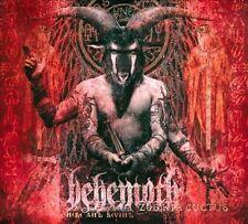 Zos Kia Cultus: Here and Beyond [PA] [Digipak] by Behemoth (CD, Mar-2012)