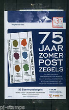 Nederland 5 (!!!) blokken zomerzegels 2010 2716 in cellofaanverpakking