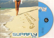 SUPAFLY INC. - she's part of the history CDS 4TR 2009