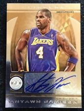 2013-14 Totally Certified Autographs Gold #109 Antawn Jamison NM-MT 1/3 EBAY 1/1