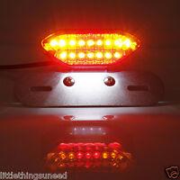 12v 16 ,LED, MOTO, INTERMITENTES, freno, LUZ TRASERA,STREETFIGHTER,cortar,