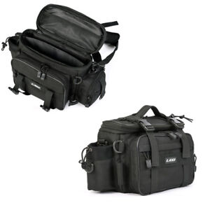 Travel Fly Fishing Tackle Bag Shoulder Lure Bait Pack Outdoor Storage Carry Case