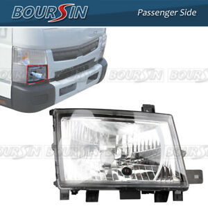 Headlight For Mitsubishi Fuso Canter FE125 FE160 FE180 2012-2019 Passenger Side