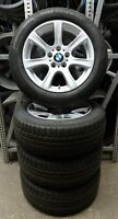 4 BMW Winterräder Styling 394 225/55 R17 97H M+S BMW 3er GT F34 6856893 RDCi TOP