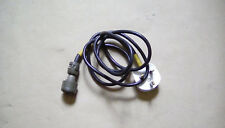 CLANSMAN MILTARY 3 PIN DC POWER SUPPLY CABLE, NSN  5995 99 654 0912