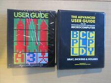 BBC Micro Computer Manual In VGC Ringbound