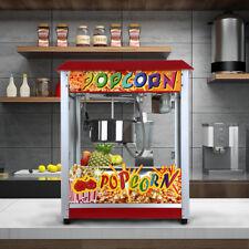 Popcorn Maker Machine Commercial Electric Pop Corn Popping Corn Kernels