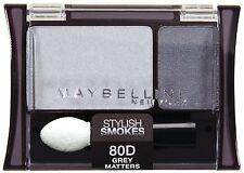 Maybelline Expertwear Eye Shadow - Stylish Smokes - Grey Matters 80D