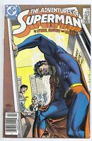 The Adventures of Superman-DC Comics-Vol.1 #439 APR 1988-Comic Book
