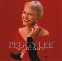 PEGGY LEE the very best of (CD, compilation, 2000) greatest hits, jazz, swing,