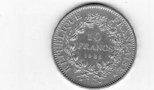 1  PIECE  DE 10 FRANCS HERCULE  DE 1965  EN  ARGENT**