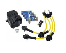 4Y ENGINE IGNITION TUNE UP KIT TOYOTA FORKLIFT ROTOR, DISTRIBUTOR CAP, WIRE