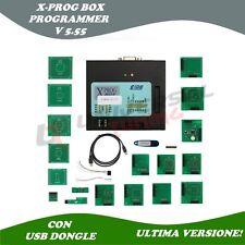 PROGRAMMATORE EPROM USB XPROG 5.55 PLUS ULTIMA VERSIONE 2015 CAS4 BMW FULL