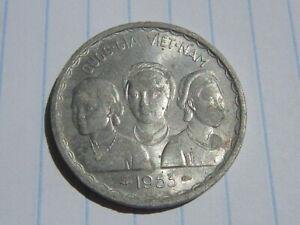 50 Xu South Viet Nam Coin 1953 (See Photos) # B294
