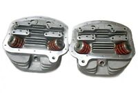 """Panhead Cylinder Heads 3-5/8"""" Big Bore, assembled and are ready to install"""