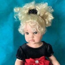 "Hildegard Gunzel Doll for Gotz 16"" Limited Edition 181/300 Made in Germany"