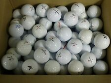 10 Dozen Maxfli Assorted Near Mint Recycled Golf Balls + FREE TEES