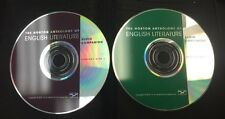 The Norton Anthology of English Literature 2 CD's e7 c2000. Two Audio CDs Only