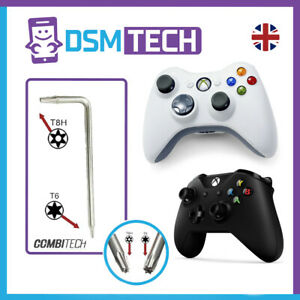 Opening Tool Screwdriver Key  XBOX One, 360 Game Controller Control Pad UK