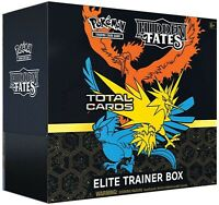 Hidden Fates Elite Trainer Box (Pre Order) Ships Jan or Feb 2021 (NO RESERVE)