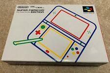 "NEW Nintendo 3DS LL Limited Super Famicom Edition ""JAPAN Region"""