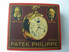 SOUVENIR CARDBOARD CASE FOR PATEK PHILIPPE POCKET WATCH