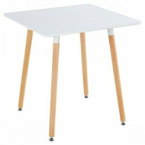 Rossall Dining Table-Available in white and grey