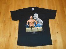 Vintage WCW 1998 Bill GOLDBERG Wrestling T-Shirt Mens X-Large WWF WWE Sting Rock