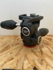 Manfrotto MH804-3W 3-Way Pan/Tilt Head w/ Quick Release 804 Mark II (804RC2)