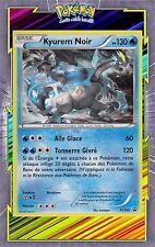 Carte Pokemon KYUREM NOIR XY80 PROMO Holo Française NEUF