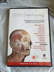Anatomy & Physiology Revealed Version 3.0 DVD (DVD). Cadaver Dissection