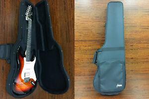 Haze Ultra-light weight Hard Foam Case for ST/TL Electric guitar HPAA E10