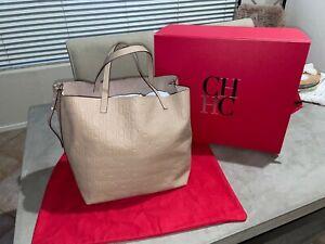 CAROLINA HERRERA Matryoshka L Shoulder Bag Handbag - Desert - New