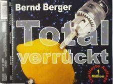 Bernd Berger | Single-CD | Total verrückt (2000)