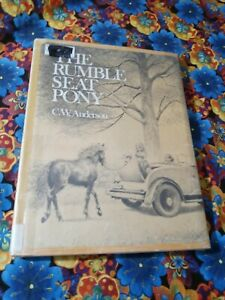 The Rumble Seat Pony by C.W. Anderson Hardcover