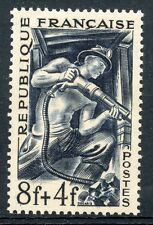 STAMP / TIMBRE FRANCE NEUF N° 825 ** MINEUR