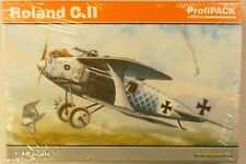 Eduard 1/48 Roland C-11 German Bi-plane ProfiPack Model Kit 8043