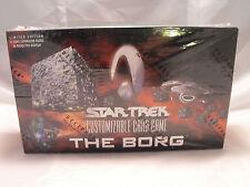 STAR TREK CCG THE BORG COMPLETE SEALED BOX OF 30 PACKS