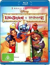 LILO And STITCH 1 - 2 : NEW Blu-Ray